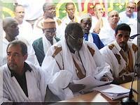 Mauritanie: le Front opposé au putsch rejette la 'feuille de route'.