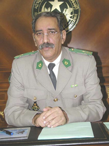 Colonel Ely ould Mohamed Vall