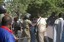 Mauritanie: des manifestants anti-putsch dispersés par la police.