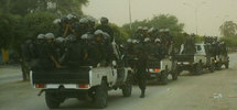 La police disperse une manifestation syndicale en Mauritanie
