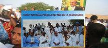 FNDD : Communiqué relatif à la 'visite d'Alain Joyandet'