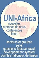 Communiqué de presse - UNI soutient la résistance