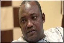 Adama Barrow : seule la menace d'user de la force a amené Yaya Djamé à partir