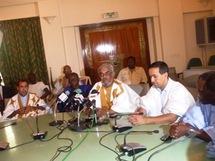 Le député Ould Bedr Dine : «Ould Abdel Aziz a dépensé 50 milliards pour l'achat des consciences »