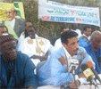 Le FNDD accuse les militaires de mener la Mauritanie vers le chaos