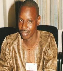 M. Mamadou Kane, membre de la commission de suivi