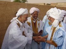 Le retour avorté de Ould Abdallahi à la Une en Mauritanie
