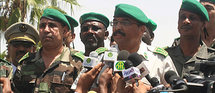 Nouakchott: La junte soumet une proposition de sortie de crise à l'UA