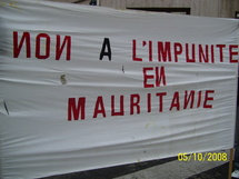 Le FNDD dénonce la fausse interprétation des partisans du putsch en Mauritanie