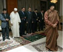 Mouammar Kadhafi veut célébrer la fête musulmane du Moloud en Mauritanie
