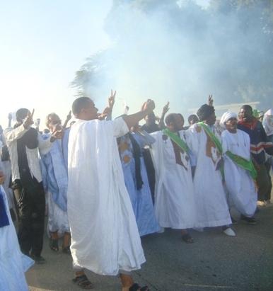 ANI :  Déclenchement de la marche du FNDD à partir de l'UNAD et réaction violente des forces de l'ordre