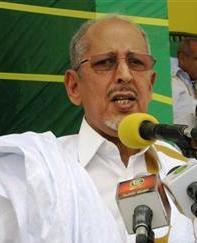 Sidi Ould Cheikh Abdallahi à France 24