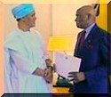 Wade accrédite l'ambassadeur mauritanien nommé par la junte