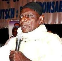 Mourtoudo Diop à la Tribune