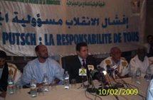 Le FNDD réagit au communiqué de l'ambassade