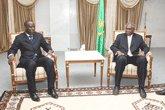 Le Président de la République par intérim reçoit un émissaire du Président Wade