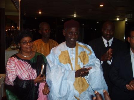 Compte-rendu de la conférence publique de M. Ibrahima Moctar Sarr à Philadelphia (photos)