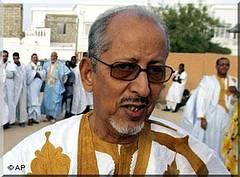 Communiqué de presse du Conseiller Porte-parole du président Sidi Mohamed ould Cheikh  Abdallahi