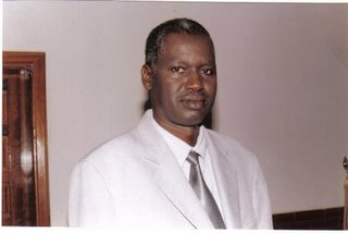 Video conférence de Monsieur Hamidou Baba Kane