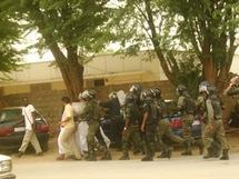 Répression d'une manifestation du FNDD et du RFD et arrestation de quelques responsables
