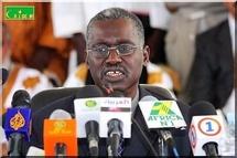 Déclaration de Candidature de Mr Kane Hamidou Baba