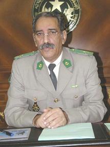 Ely Ould Mohamed Vall serait toujours sous le drapeau