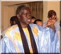 Kane Hamidou Baba poursuit sa campagne électorale