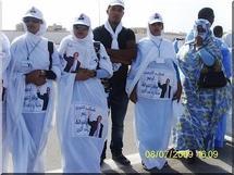 Aziz promet la poursuite du règlement du passif humanitaire en Mauritanie