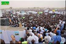 Meeting de Aziz à Arafat : Démonstration de force [Reportage Photos]
