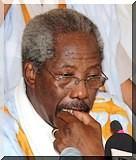 Larmes de Messaoud à Kiffa : le candidat se proclame « l'esclave du peuple»
