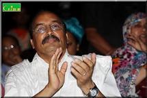 Mohamed Ould Abdel Aziz à Arafat et Riad : le délire des populations [Reportage Photos]