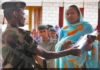 Le Groupe de contact international sur la Mauritanie n'a reçu aucune plainte basée sur des preuves.