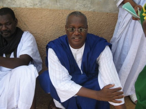 Amadou Al Hussein LAM, Vice Président du Conseil National
