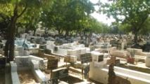 A Donaye, les noirs mauritaniens dépossédés de leurs terres enterrent leurs morts au Sénégal