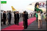 Arrivée des délégations étrangères à Nouakchott...