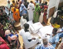 L'Algérie envoie une aide humanitaire à la Mauritanie