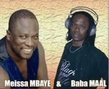 Meïssa Mbaye et Baaba Maal chantent pour le co-développement