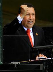 Hugo Chavez veut resserrer les liens entre l'Amérique du sud et l'Afrique
