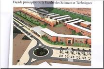 Le Président de la République pose la première pierre de la cité universitaire de Nouakchott
