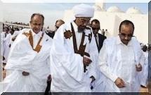 Le Président de la République effectue la prière d'El Id El Adh-ha à la mosquée Ibn Abbass