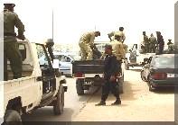 La police disperse une manifestation en faveur des hommes d'affaires gardés à vue