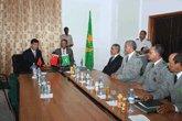 Don chinois de matériel militaire d'une valeur d'un million d'euros à la Mauritanie
