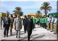 Commémoration de la journée de la police arabe