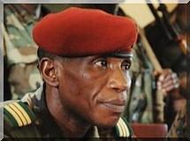 Le Capitaine Moussa Dadis Camara serait sous le coup d'une arrestation au Maroc