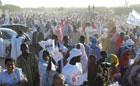 Grande marche de l'opposition contre les politiques du pouvoir
