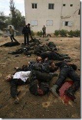 Le monde se souvient : L'hécatombe de Gaza et la Shoah des Hébreux .