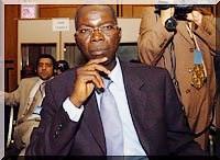 Le ministre mauritanien des finances dénonce un détournement des salaires de fonctionnaires