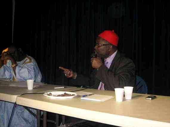 Reportage photos de Mahamadou SY: JOURNEE CULTURELLE ET ARTISTIQUE A LA MEMOIRE DE MAMADOU SAMMBA DIOP DIT MURTUDO