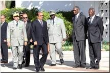 2009 marquée par l'élection de Mohamed Ould Abdel Aziz