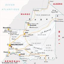 Mauritanie : construction de 350 km de route reliant deux provinces